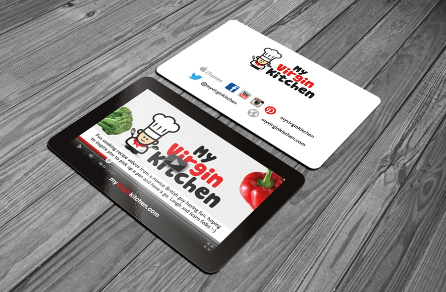 business cards design | ralev brand design, brand consulting