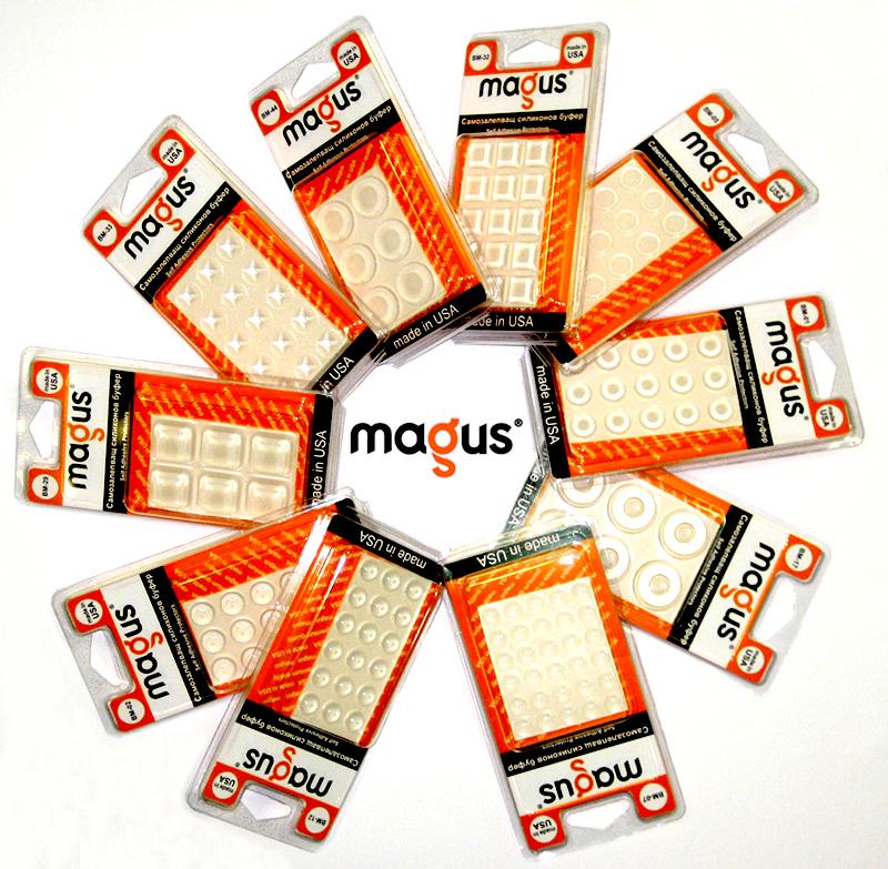 Logo Design Magus Tape identity design